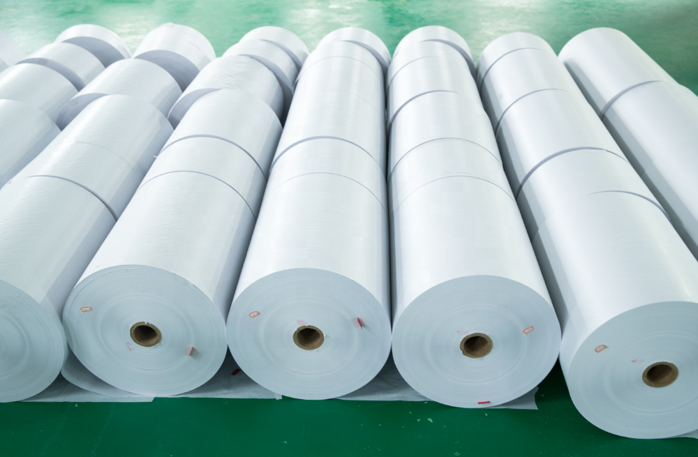MG White Kraft Paper
