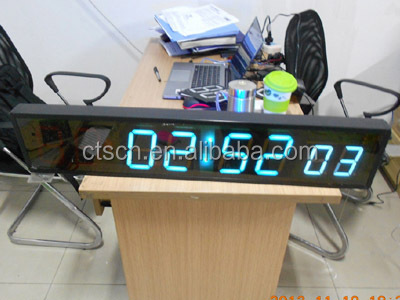 8 chiffres crossfit led chronom tre minuterie num rique horloge minuterie secondes buy. Black Bedroom Furniture Sets. Home Design Ideas