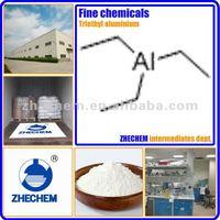 Fine chemicals Triethyl aluminium 97-93-8