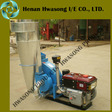 Small animal feed mixer and crusher