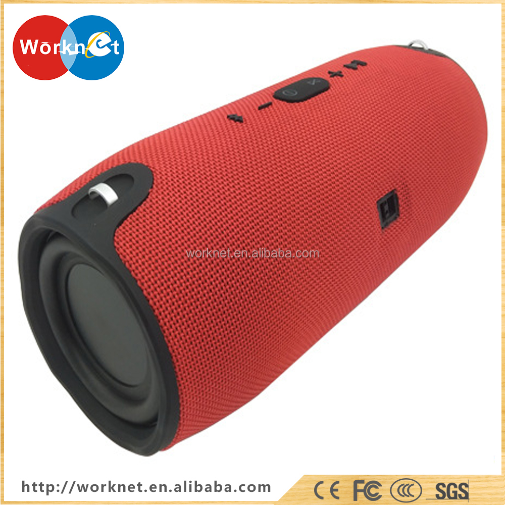 2017 new fashion powerful sound bluetooth speaker outdoor stereo music waterproof portable speaker heavy bass Xtreme