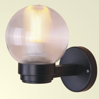 New design PC, PMMA plastic lamp shade for outside use