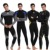 Wholesale Price Full Body 3MM Neoprene Fabric Keep Warm Diving Wetsuit Zipper Diving Surfing Clothing