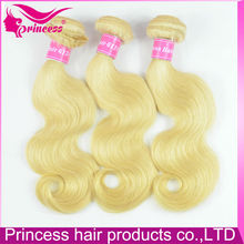 Top Of Line Authentic Premium Now Wholesale 100% Natural Blonde Virgin Brazilian Hair