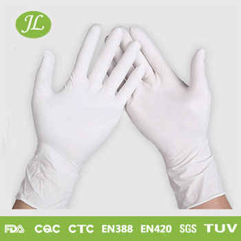 Cheap sterile colored latex disposable gloves medical manufacturer malaysia price wholesale