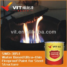 VIT Water Based Anti Fire Latex paint.