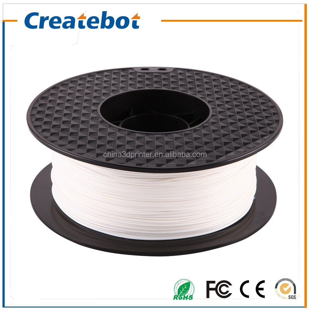 Createbot 3d printer filament plastic filament 1.75mm 3mm PLA
