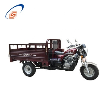 3 wheel durable in use garbage tricycle dump trucks tricycle on sale