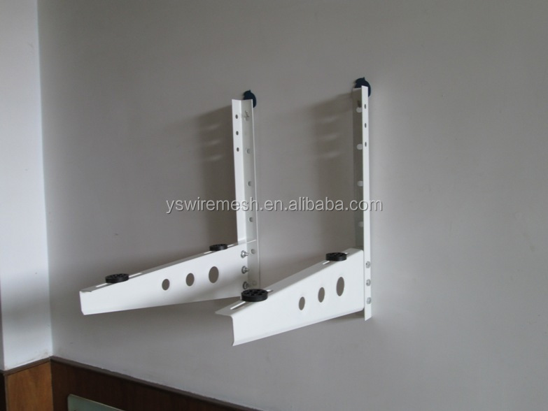 Condenser Mounting Rack For Air Conditioner Outside Door