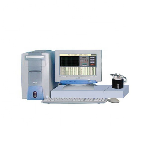 SY/T-0536 Zout inhoud tester