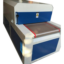 IR drying oven screen printing dryer and infrared ray heating tunnel