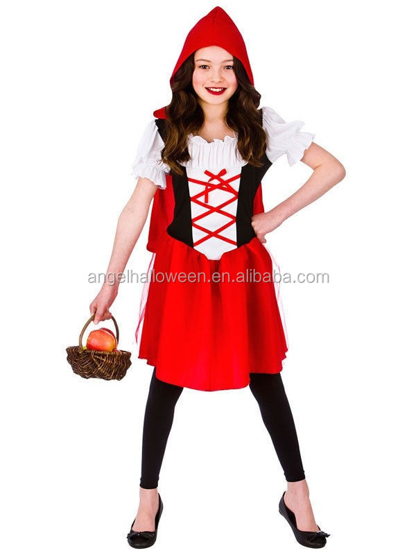 Halloween Costumes For Kids Girls 11 And Up.Girls Little Red Riding Hood Fancy Dress Costumes Kids Funny Carnival Costume Fc2188 Buy Little Red Riding Hood Costume Fancy Dress Costumes Funny