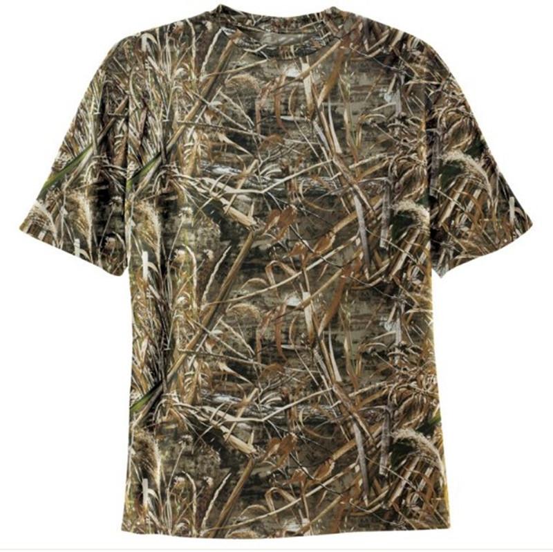Wholesale Blank T Shirts Custom Hunting Fishing Camo T