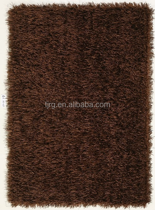 natural plain silk floor carpet washable floor carpet