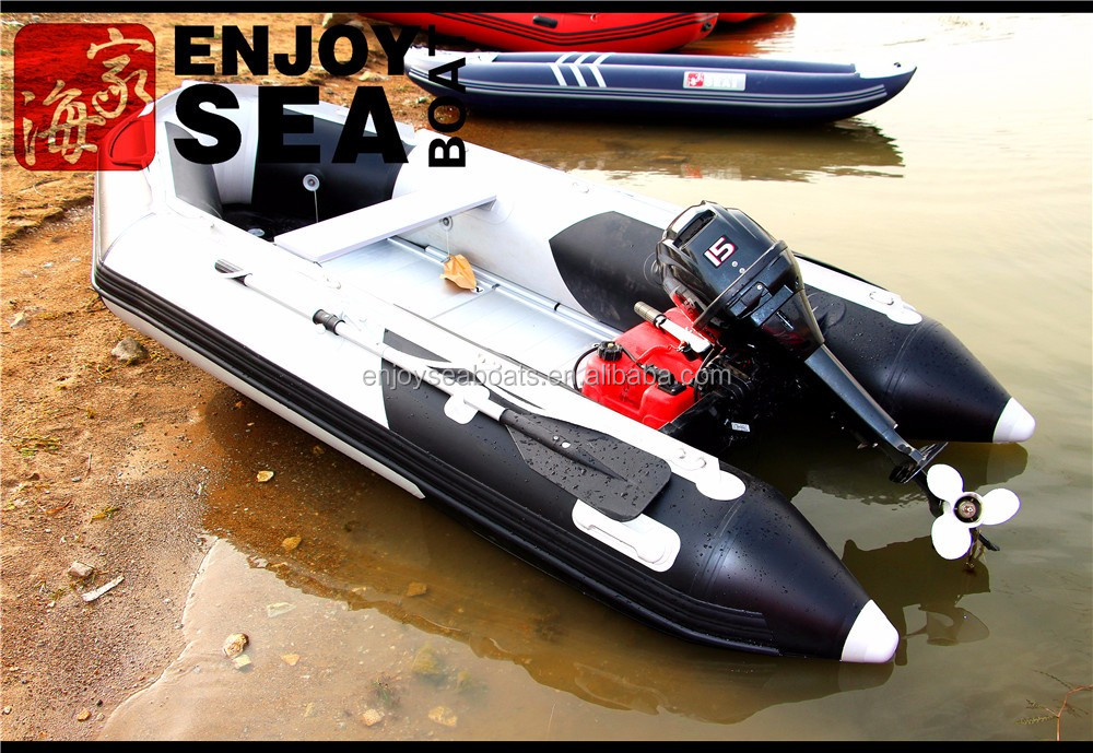 2016 Popular inflatable <strong>boat</strong> with outboard motor for hot sale