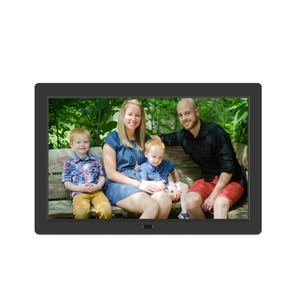 8 inch Digital Photo Frame with Weather station