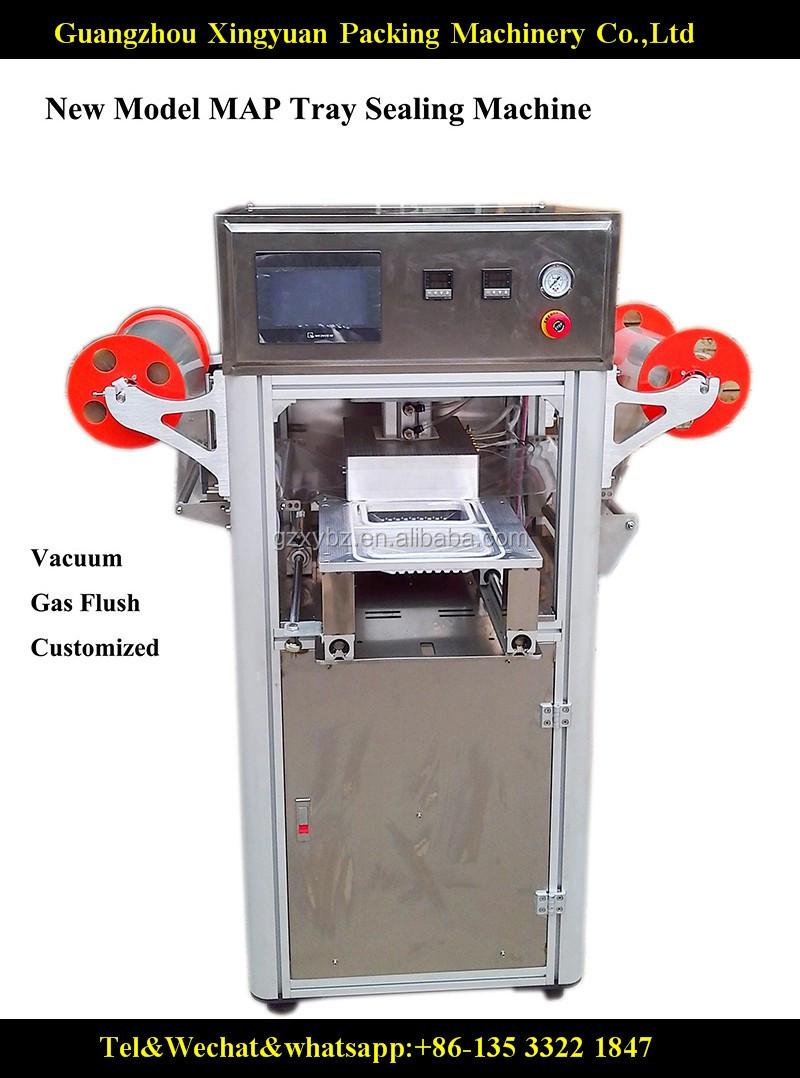 74bb0b9c29c Food Tray Vacuum Sealing Machine With Gas Flushing Function - Buy ...