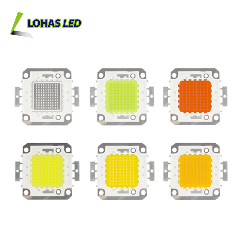 Warm White/Cool White/RGB COB LED Chip 1w 3w 5w 7w 9w 10w 30w 50w 100w 150w 200w full spectrum COB LED Chips for led grow light
