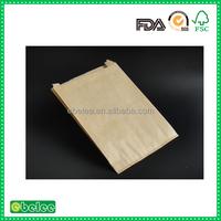 custom printed take away fast food paper bag xiamen
