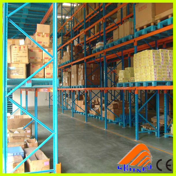 steel pallet racks,iron heavy beam,nut and bolt storage shelving