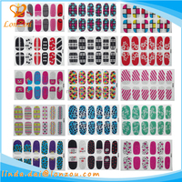 nail sticker wholesale new style fashion water transfer nail art stickers