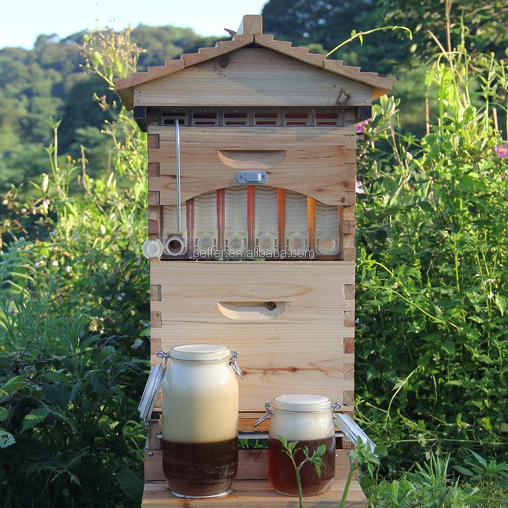 Peffer Honey Bee Flow Hive with 7 Frames