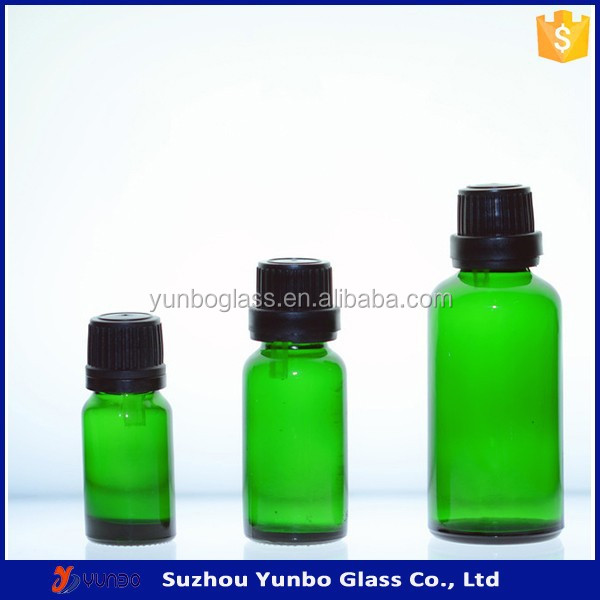 China Manufacturing 20ml Essential Oils Dram Vials with Tamper Evident Cap and Orifice Reducer