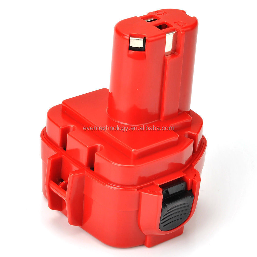 Batteries for Makita 12V 1.3Ah Ni-CD Battery Power Tool Battery