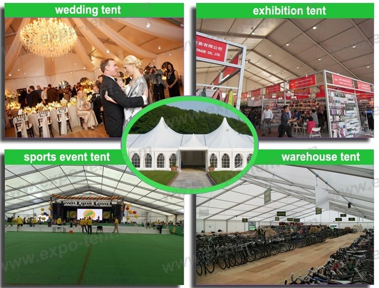 20x20 Large Party Marquee Tent For Events