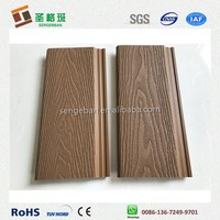 Garden wood composite wpc wall panel,outdoor wpc exterior wall cladding