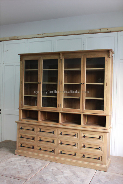 French Style Furniture Oak Wooden