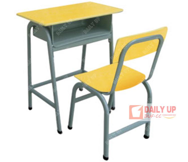 Houten Bureau Gebruikt.Standaard Maat School Bureau Stoel Nieuwe Gebruikt Houten School