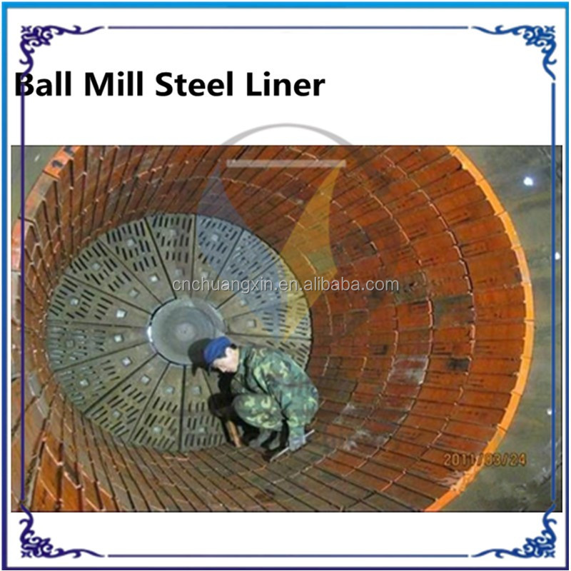 Customize 5tons Stainless Steel Grinding Ball mill