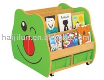 haijilun enfants biblioth que scolaire meubles biblioth que pour livre et jouet buy. Black Bedroom Furniture Sets. Home Design Ideas