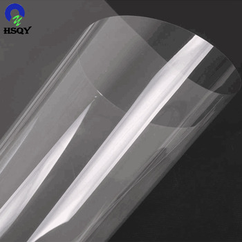 Food Grade Transparent Pet Plastic Sheet For Fruit