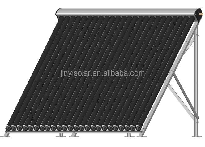 Heat Duct Supports : Tubes solar keymark en support heat pipe