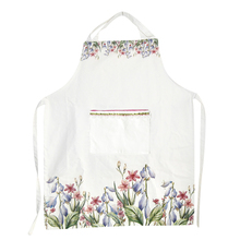 Custom printed home kitchen pinafore beard cooking cloth apron