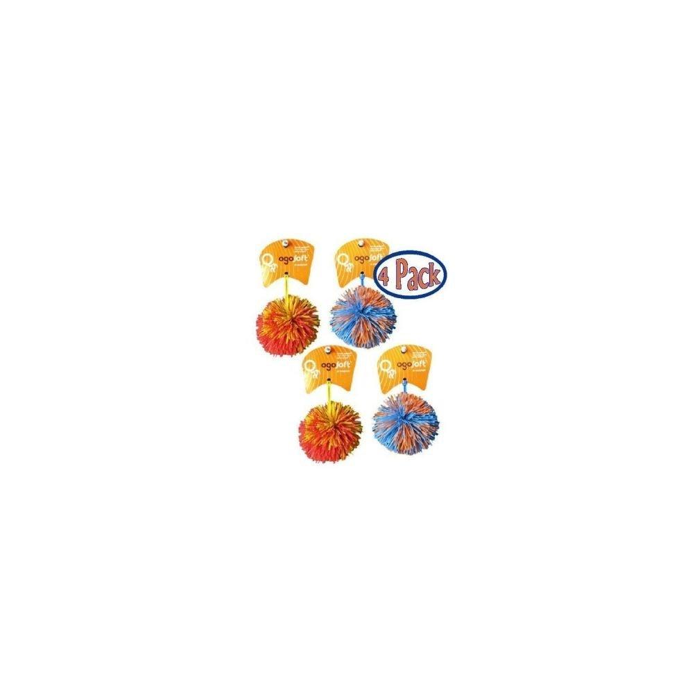 "Ogo Sport OgoSoft Balls 2.5"" - Set of 4"