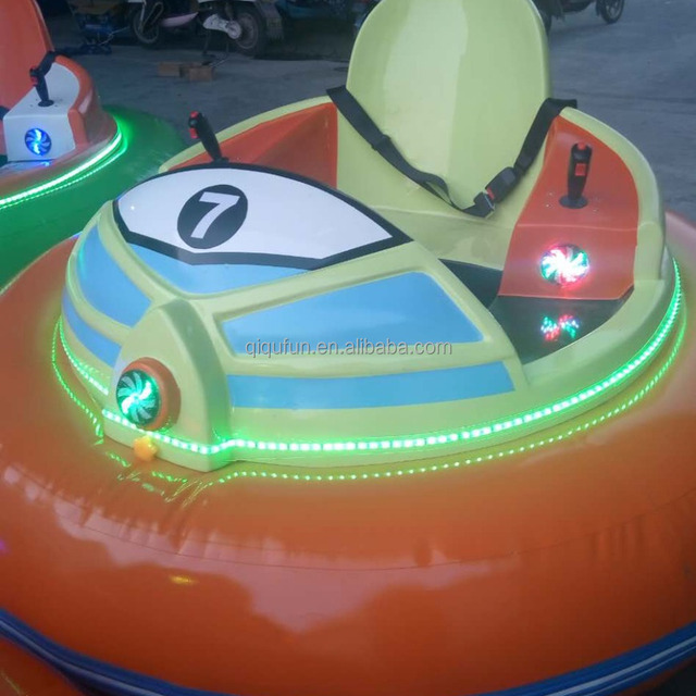 amusement park kids ride kids 24v battery powered coin operated electric bumper cars kids battery