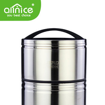 Allnice ACZL-01 SS304 Cool warmer High vacuum stainless steel vacuum flask