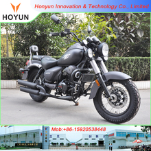 Hot sale in South America and Iraq HOYUN HY250 chopper cruiser motorcycles