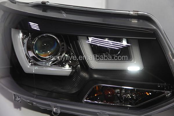 2011-2014 For Volkswagen T5 Caravelle Multivan Led Headlight