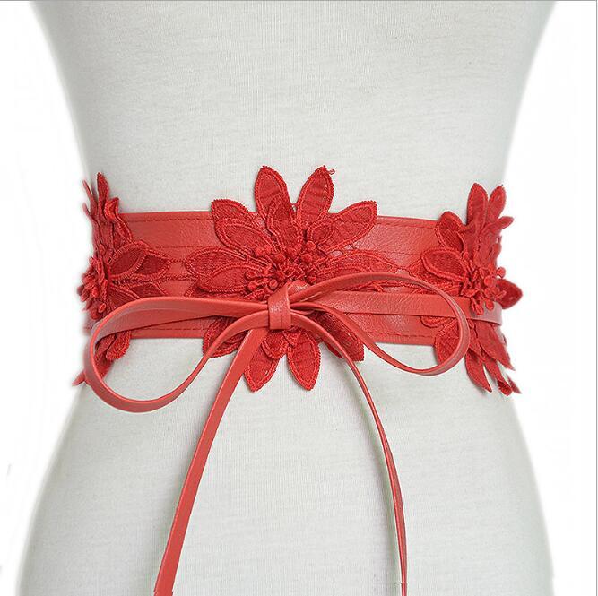 Finden Sie die besten rote breite damengürtel Hersteller und