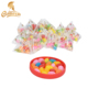 Triangle bag assorted flavours sweet bean jelly chewy candy