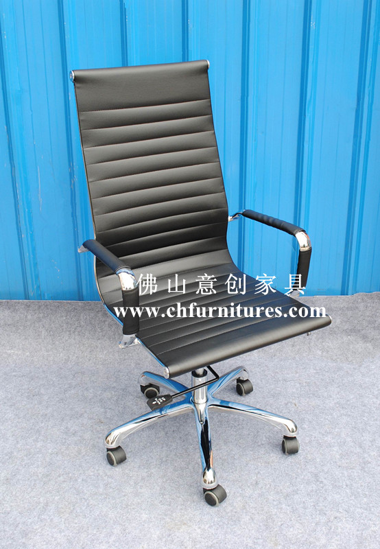 High Quality Stacking Aluminum Office Chair With Writing