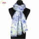 New Style lightweight spring japanese silk cotton linen scarf shawl