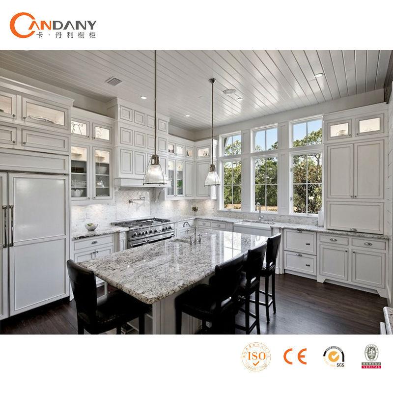 armoires de cuisine avec acrylique panneau de porte volet. Black Bedroom Furniture Sets. Home Design Ideas
