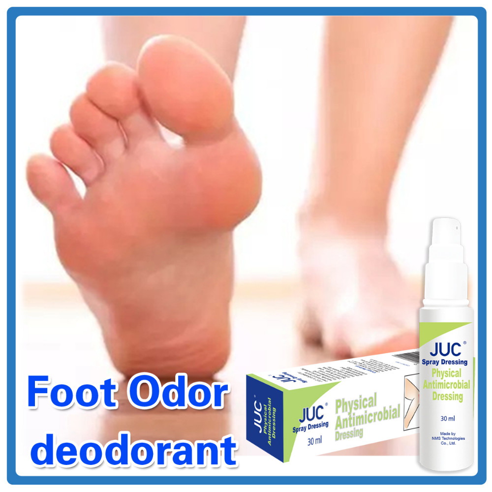 100% natural Foot Odor sterilization Deodorizer spray manufacturers