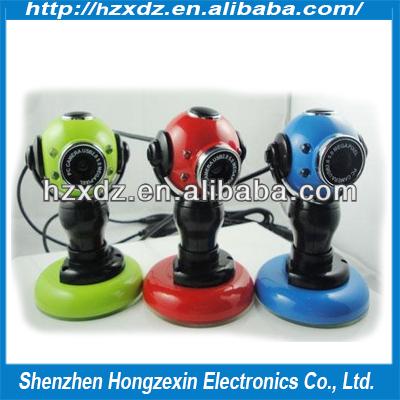 روبوت للرؤية الليلية Pc ميني Usb كاميرا ويب كاميرا تعريف 1 3 مليون بكسل عالية كاميرا ويب سعر الجملة Pc كاميرا فيديو Buy Robot Night Vision Pc Mini Usb Webcam