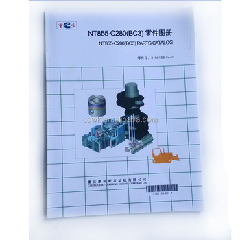 Engine Manual Nta855 Kta19 Kta38 Kta50 Mta11 Lta10 Vta28 N14 For Cummins -  Buy Cummins Engine Manual,Cummins China Engine,Nta855 Engine Manual Product